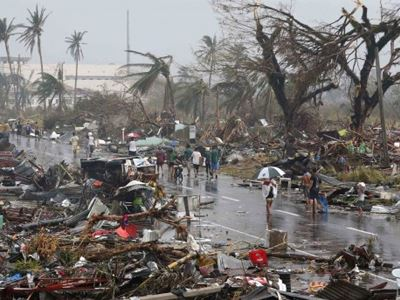 Φιλιππίνες: Ένας χρόνος από το πέρασμα του τυφώνα Χαϊγιάν