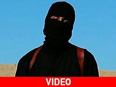 Ο «Jihadi John» το 2011 σε διαμαρτυρία στο Λονδίνο