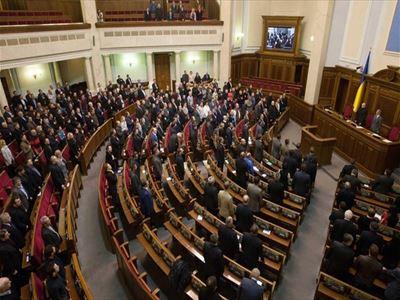 Ουκρανία: Συμφωνία για κυβέρνηση συνεργασίας πέντε κομμάτων