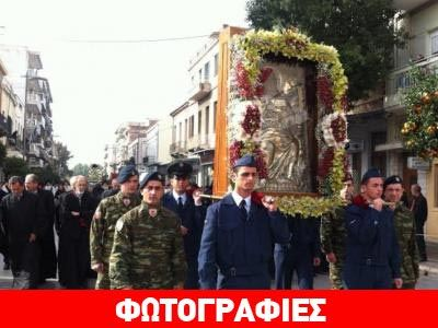 H Πάτρα γιόρτασε τον πολιούχο της Άγιο Ανδρέα