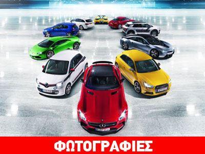 Τα Αυτοκίνητα της Χρονιάς σύμφωνα με το Top Gear