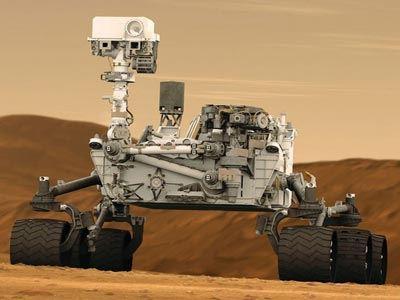 Ίχνη ζωής στον Άρη φέρεται να εντόπισε η NASA