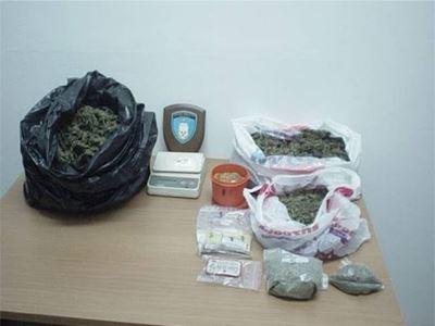 Χαλκίδα: Φοιτητής διακινούσε ναρκωτικά