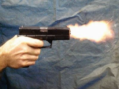 Χειροπέδες σε 42χρονο στην Ξάνθη για ένα πιστόλι κρότου