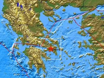 Seismos 3 4r Sth Magoyla Attikhs