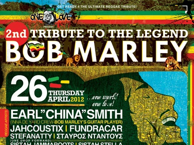 Bob Marley: A Tribute to the Legend!!