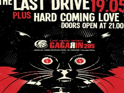 The Last Drive live