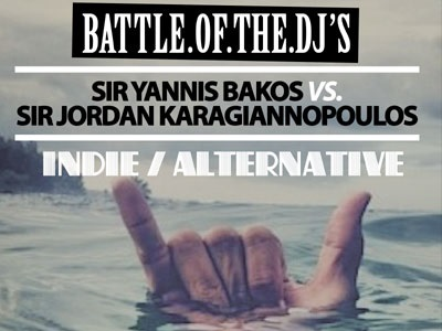 Battle of the dj's @ Gasoline!