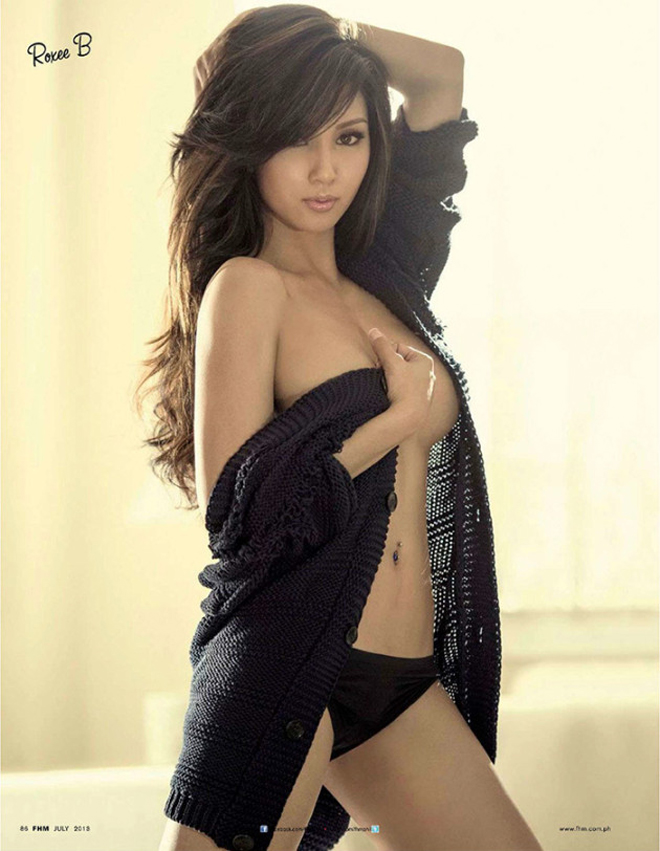Consider, that roxanne barcelo fhm sexiest women you migraine