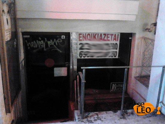 """Ενα απέραντο """"λουκέτο"""" στην αγορά του κέντρου της Θεσσαλονίκης (video - ρεπορτάζ του seleo)"""