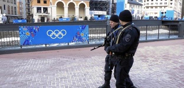 Δρακόντεια είναι τα μέτρα ασφαλειας που έχουν ληφθεί από τη ρωσική αστυνομία