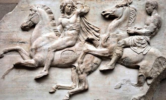 Ένα μικρό δείγμα των ελληνικών θησαυρών που εκθέτει το Βρετανικό Μουσείο