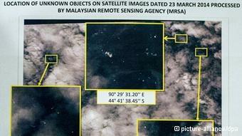 Οι δορυφόροι για τον εντοπισμό του μοιραίου Boeing 777