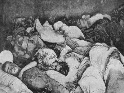 Παιδιά σφαγιάστηκαν αδιακρίτως. Έγκλημά τους, ότι γεννήθηκαν από Αρμένιους γονείς