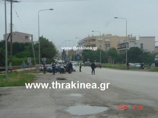 Ο τόπος του εγκλήματος. Πηγή φωτό: thrakinea.gr