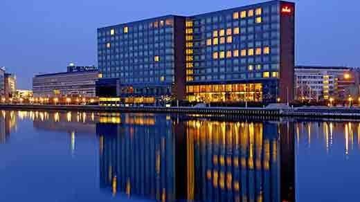 To «Marriott Hotel» στην Κοπεγχάγη