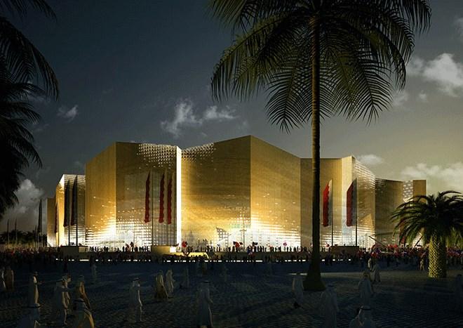 Θα κατασκευαστεί στο νοτιοανατολικό τμήμα της χώρας, πολύ κοντά στα σύνορα με το Μπαχρέιν