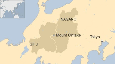 Χάρτης της περιοχής