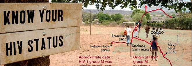 Οι ρίζες του AIDS