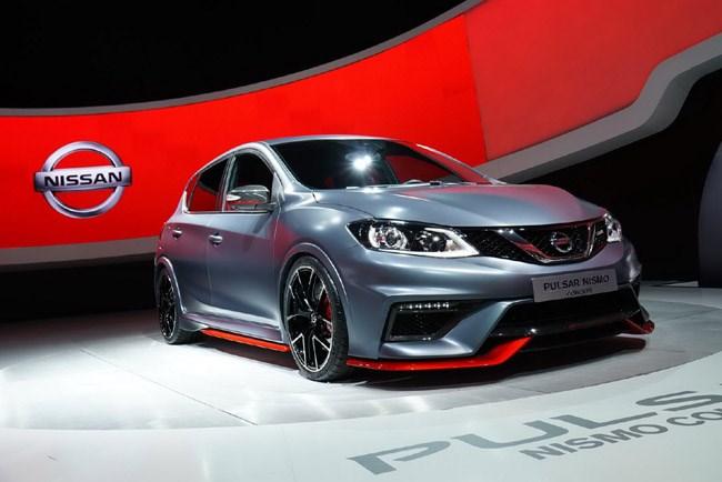 Tο ολοκαίνουργιο Nissan Pulsar στην έκδοση Nismo. Με... απλά λόγια ένα οικογενειακό αυτοκίνητο με κινητήρα 1.8 λίτρων και απόδοση 270 ίππους! Στους δρόμους θα το δούμε το 2015. Όσον αφορά την απλή έκδοση σε λίγες ημέρες θα κυκλοφορήσει και στην Ελλάδα..