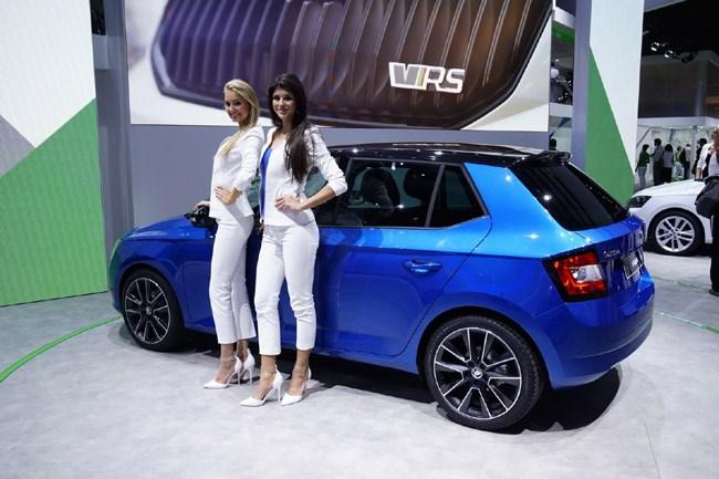 Η νέα γενιά της Skoda Fabia αναμένεται να παίξει πρωταγωνιστικό ρόλο στην κατηγορία των μικρομεσαίων αυτοκινήτων. Θα εφοδιάζεται με διάφορους κινητήρες που θα ξεκινούν σε χωρητικότητα από τα 1.2 λίτρα.