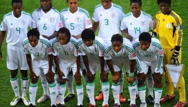 Η Εθνική Ομάδα Ποδοσφαίρου Γυναικών της Νιγηρίας