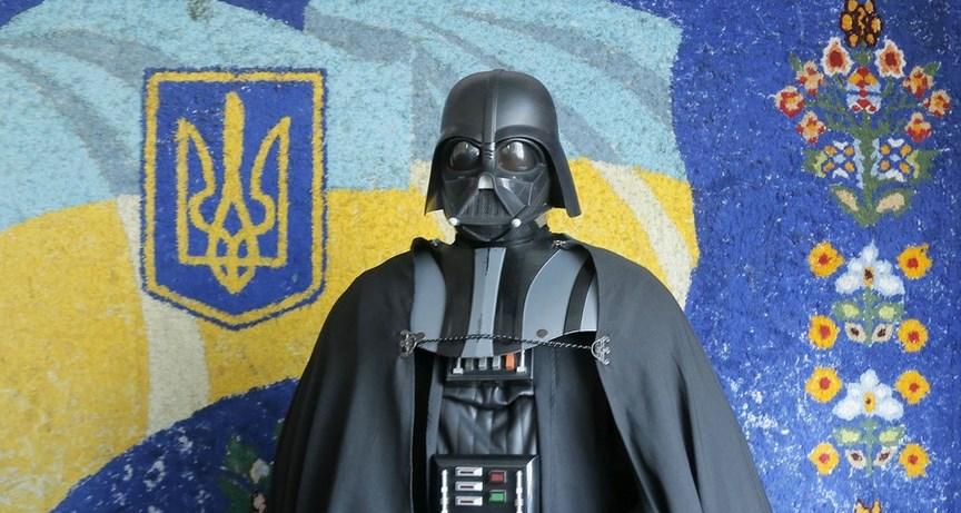 O... Darth Vader της Ουκρανίας