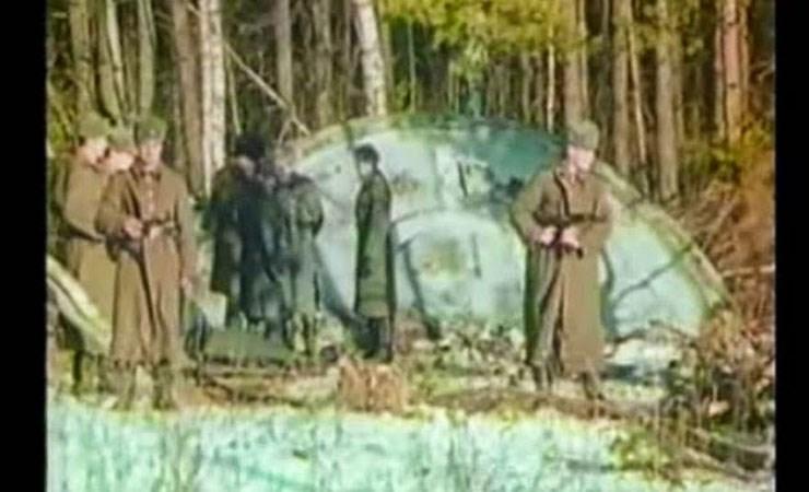 Σοβιετικοί στρατιώτες στα Ουράλια