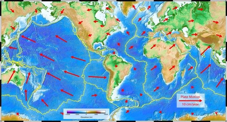 Η κλιματική αλλαγή φέρνει (και) σεισμούς!