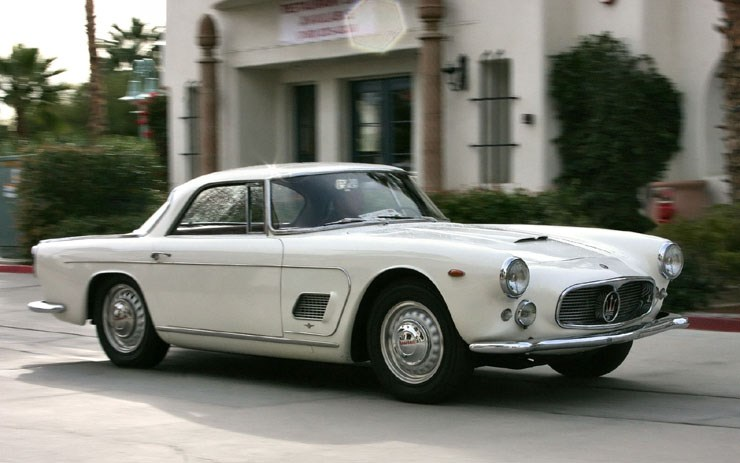 Το 3500 GT φτιάχτηκε σε 2.000 μονάδες και άλλαξε τα δεδομένα για την εταιρεία...