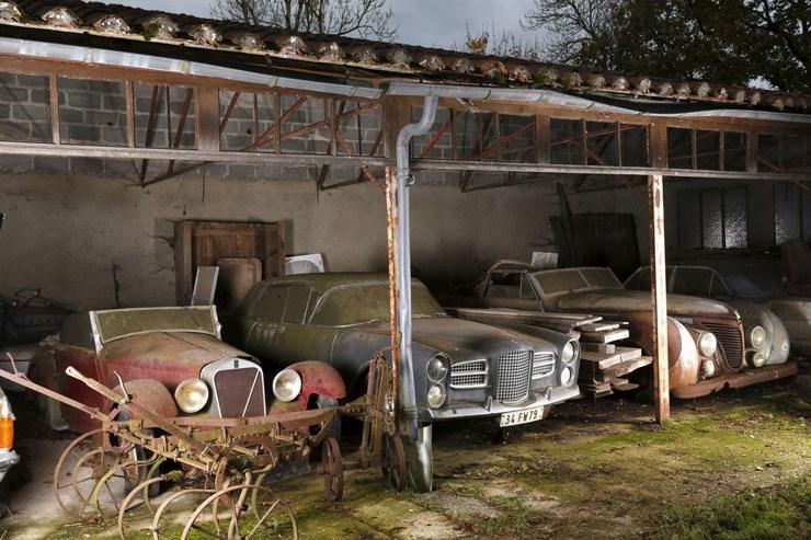 Αυτοκίνητα που θα ήθελε κάθε συλλέκτης στη συλλογή του...