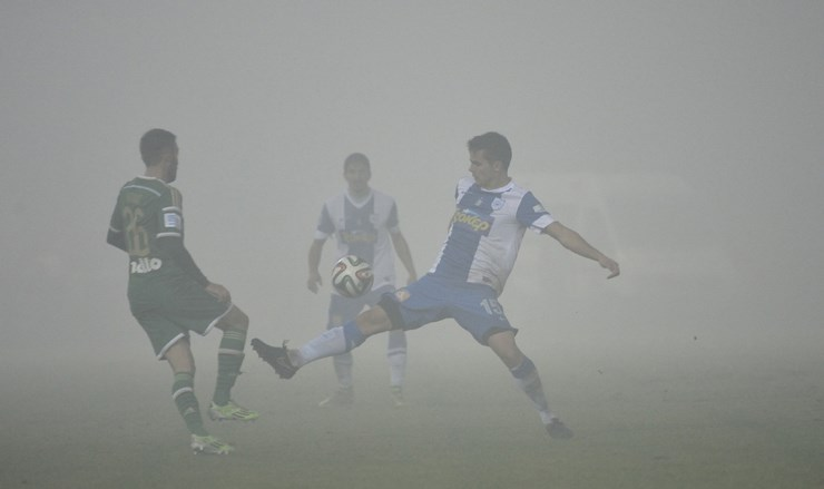 Αποτέλεσμα εικόνας για γιαννινα παναθηναικος ομιχλη
