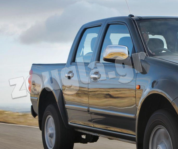 Το πρώτο αυτοκίνητο που θα έρθει θα είναι ένα επαγγελματικό... Σύντομα θα ακολουθήσει και η γκάμα με τα επιβατικά...