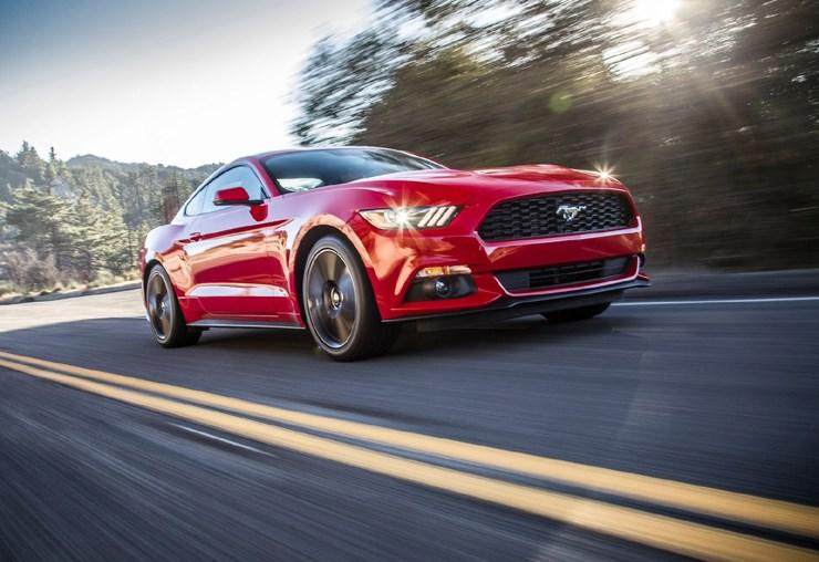 H σχεδίαση της Ford Mustang έχει προκαλέσει πλήθος συζητήσεων...