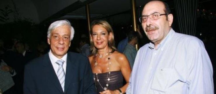 Με την Όλγα Τρέμη και τον Νίκο Αθανασάκη