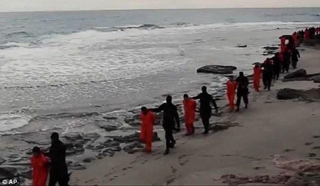 Οι τζιχαντιστές έδειξαν το φρικτό τους πρόσωπο στη Λιβύη
