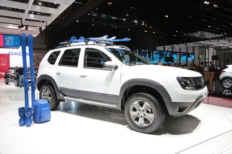 To Dacia Duster 4x4 θα εφοδιάζεται ακόμα και με κινητήρα 1.2 λίτρων!