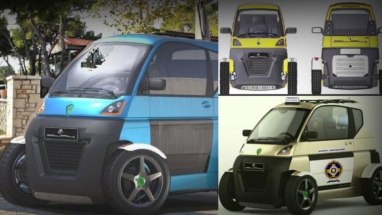 Play: Το ελληνικό όχημα που θα άλλαζε τις μετακινήσεις