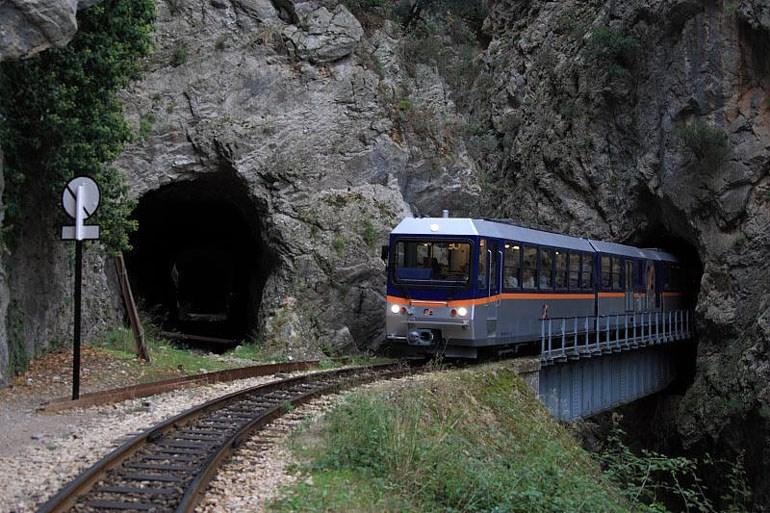 Φανταστείτε στη θέση του τρένου να βρίσεται ένα.... καρτ!