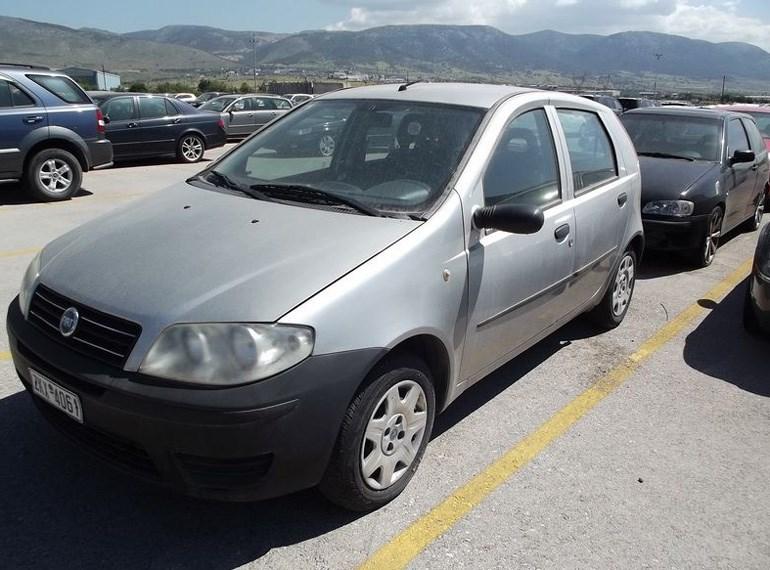 Fiat Punto με κινητήρα 1.200 κ.εκ. και κόστος αγοράς 800 ευρώ!!!