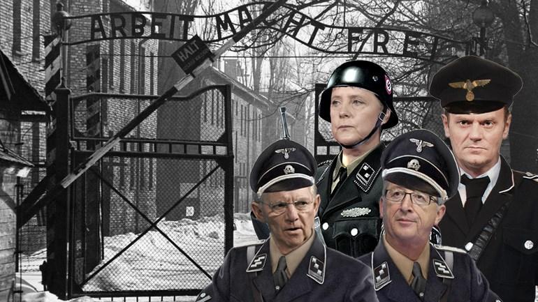 Οι Γερμανοί ξανάρχονται...