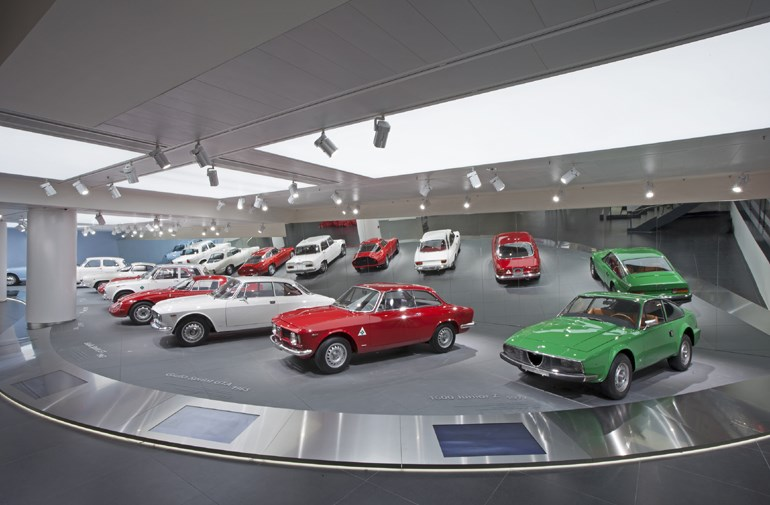 Δεν είναι τυχαίο το γεγονός ότι η Alfa Romeo ξεχωρίζει για το ντιζάιν των μοντέλων της...