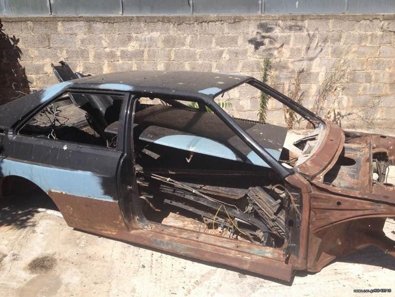 Το Audi από τα... πλάγια!!! Καλή αγορά...