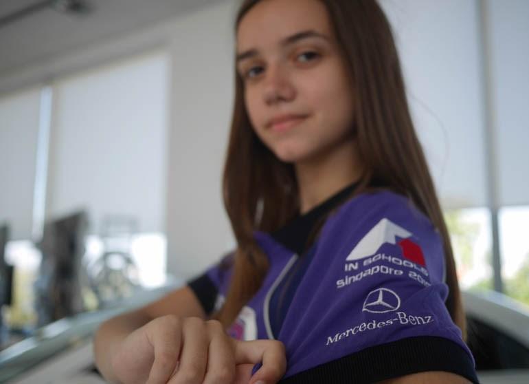 Η Mercedes Benz στηρίζει την προσπάθεια των μαθητών από την Θεσσαλονίκη