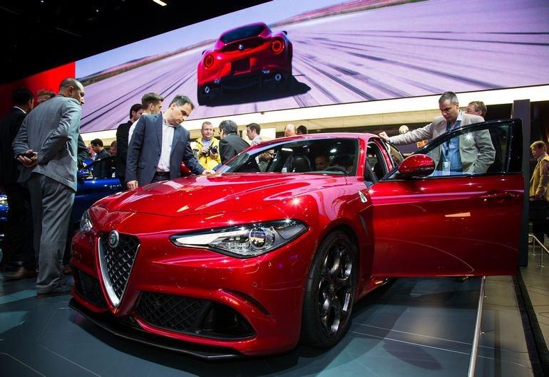 H ολοκαίνουργια Alfa Romeo QV με τους 510 ίππους και την τελική των 307 χλμ./ώρα
