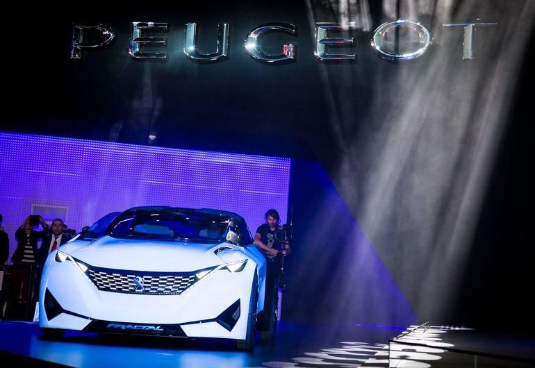 Η Peugeot έχει ιδιαίτερη αδυναμία στα πρωτότυπα οχήματα. Άλλο ένα είδαμε στην Φρανκφούρτη και είναι σιγουρο πως θα τραβήξει τα βλέμματα των επισκεπτών...