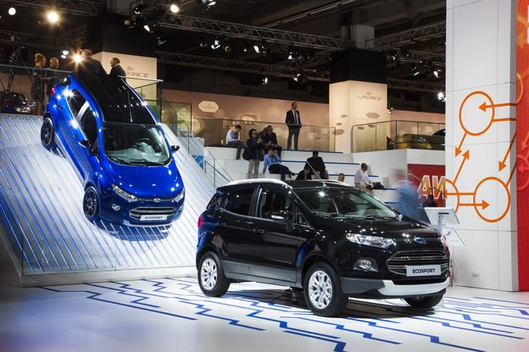 Το Ecosport είναι το μικρό Crossover της Ford. Αναμένεται στην Ελλάδα τους επόμενους μήνες με το ενδιαφέρον στοιχείο να έχει να κάνει με τον κινητήρα χωρητικότητας 1.0 λίτρου