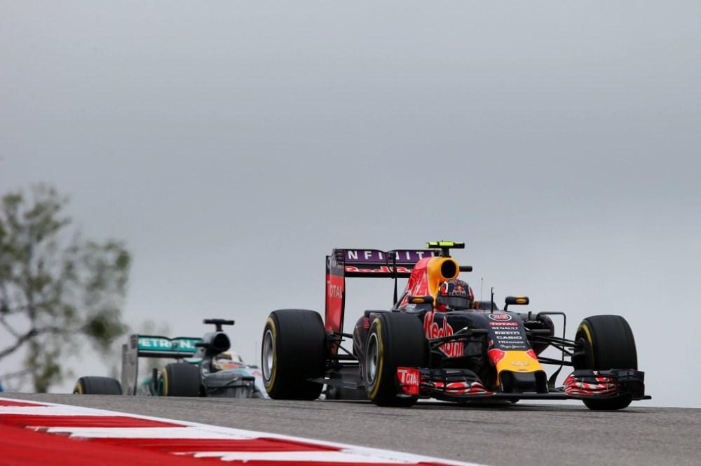 Η Red Bull κατάφερε να κατακτήσει μία 10η θέση...