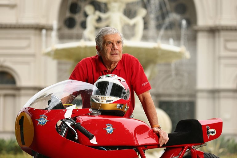 Giacomo Agostini και MV Agusta...