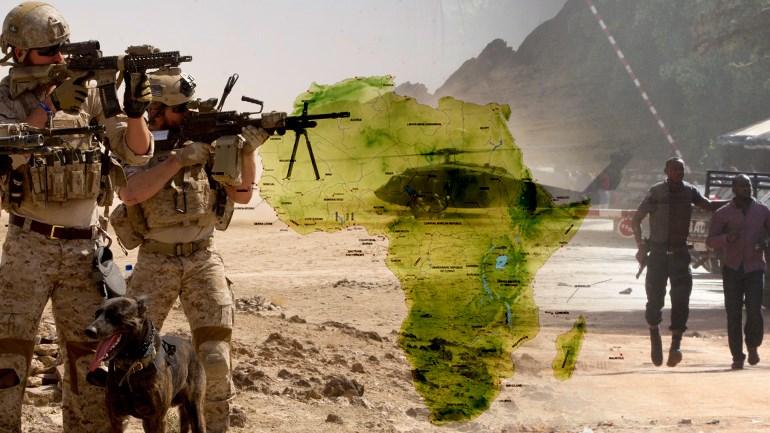 Ο μυστικός πόλεμος των ΗΠΑ στην Αφρική